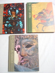 3 Time-Life Books Early Japan, Classical Greece, Faith