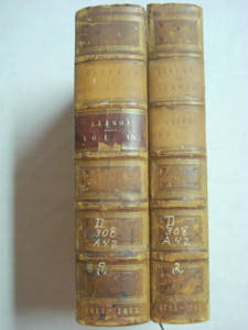 History of Europe Vol 2 & 9 Archibald Alison 1840s HCs