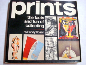 Prints The Facts and Fun of Collecting Randy Rosen