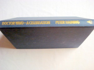 Doctor Who A Celebration 1983 HC Peter Haining