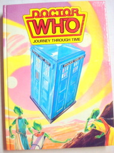 Doctor Who Journey Through Time 1985 HC