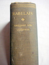 Rabelais by Sir Thomas Urquhart and Peter Le Motteux HC