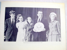The President Greets Young Americans 1969 Booklet Nixon