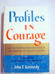 Profiles In Courage 1962 HC John F. Kennedy
