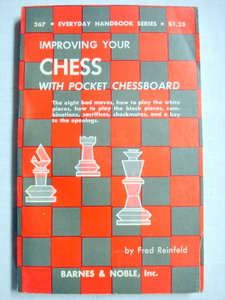 Improving Your Chess with Pocket Chessboard 1955