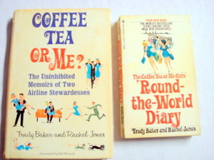Coffee Tea or Me? & Round-the-World-Diary Humor Books