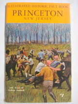 Illustrated Historic Fact Book Princeton, N.J. 1969