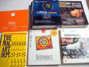 6 Books for Your Mac Apple Macintosh
