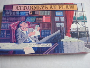 Attorneys At Flaw The Game of Courtroom Piracy Complete 2000 Rex Games