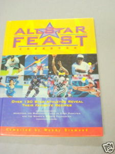 All Star Feast Cookbook 1997 Cookbook
