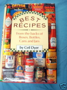 Best Recipes by Cecil Dyer 1992 HC