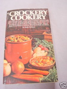 Crockery Cookery by Mable Hoffman 1975 Paperback