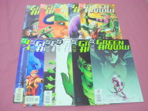 11 Green Arrow Comics #2, 3, 8, 9, 10, 16 thru 20, 22