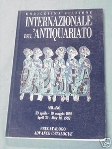 11th Biannual International Antiques Fair Catalog 1992