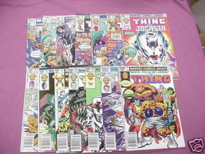 14 Marvel Two-In One Comics #83-86, 89, 91-93, 95-97 ++