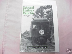 1993 National Railway Bulletin, Vol. 58, No. 3
