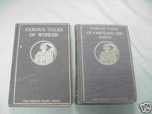 2 Famous Tales Books Fairyland and Fancy & Wonder 1899