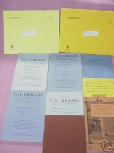 4 1980's Issues of The Library Magazine + 6 More Mags