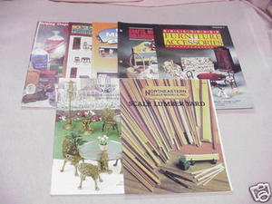7 Dollhouse Catalogs Concord + Ginsburg