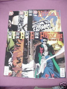 8 Hitman DC Comics #21, 22, 23, 26, 27, 28, 35, 36