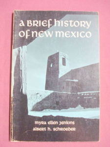 A Brief History of New Mexico 1974 Myra Ellen Jenkins