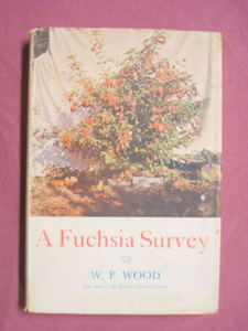A Fuchsia Story 1950's Book W. P. Wood