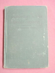 A Laboratory Outline of College Chemistry 1921 Smith
