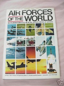Air Forces of the World Bill Gunston 1979 HC