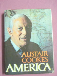 Alistair Cooke's America 1973 HC History of America