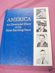 America An Illustrated Diary Gangsters and Gangbusters