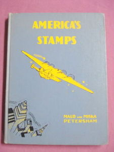 America's Stamps 100 Years of US Postage Stamps 1947 HC