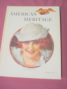American Heritage Oct. 1975 Alamo, Christopher Columbus