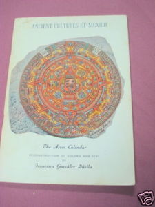 Ancient Cultures of Mexico 1968 Anthropology