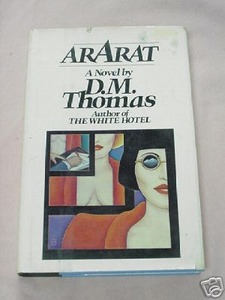 Ararat by D.M. Thomas 1983 Hardcover