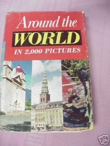 Around the World in 2,000 Pictures 1956 HCDJ
