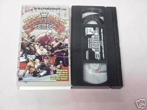 Best of WWF Survivor Series VHS WWE