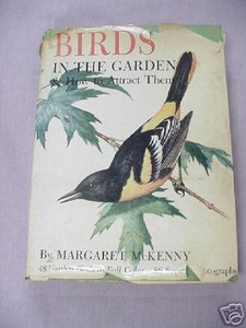 Birds In the Garden 1939 HC Margaret McKenney