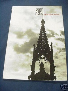 Braunschweig 1960's Softcover book IN GERMAN
