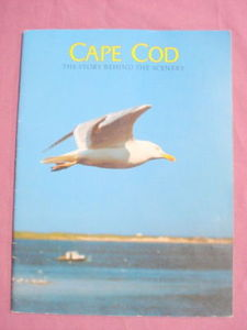 Cape Cod The Story Behind The Scenery 1980 S/C