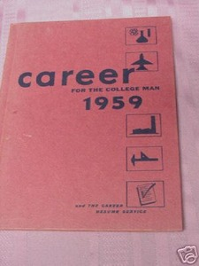Career for the College Man 1959 Corporate Information