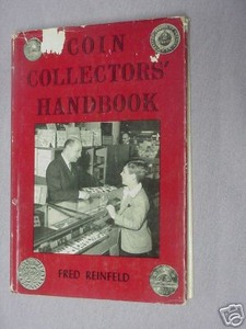 Coin Collector's Handbook Fred Reinfeld H/C 1954