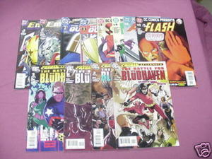 DC Comics Presents #1, The Battle For Bloodhaven #1-4