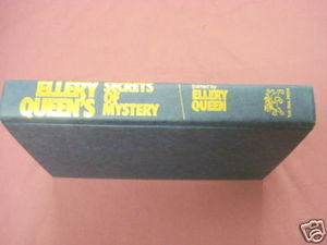 Ellery Queen's Secrets of Mystery 1979 18 Stories