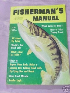 Fisherman's Manual 1963 Edition S&M Handbooks