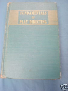 Fundamentals of Play Directing 1941 HC Alexander Dean