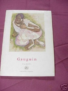 Gaugin Tahiti by Henri Perruchot 1958 IN FRENCH
