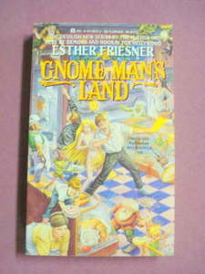 Gnome Man's Land Esther Freisner 1991 Fantasy PB