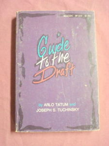 Guide to the Draft Arlo Tatum & J. Tuchinsky 1969 SC
