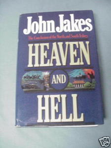 Heaven and Hell HC c.1978 John Jakes North and South