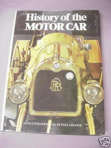 History of the Motor Car 1970 Motorcar HC Matteucci